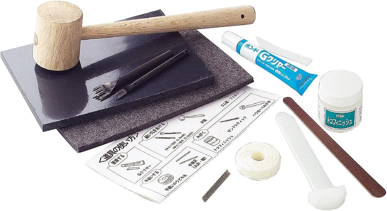 bajo precio del 40% Kraft simple style leather tool set set set 18954 (japan import)  en venta en línea