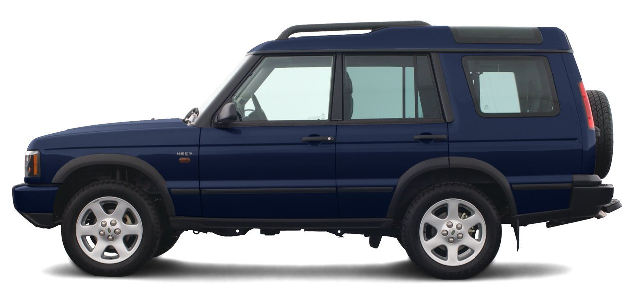 Amazon Com 2004 Land Rover Discovery Reviews Images And Specs