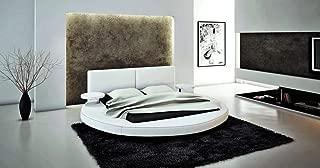 VIG Furniture 383B Modern Round Queen Bed