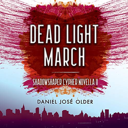 Dead Light March audiobook cover art