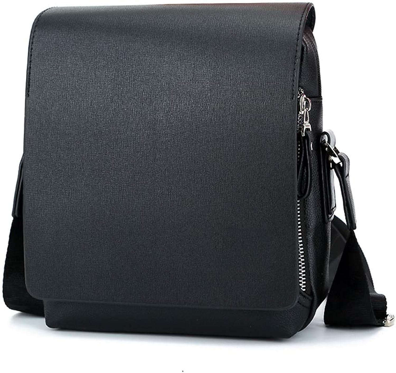 ALTINOVO Herren Messenger Bag für Männer Männer Männer aus PU-Leder, Business Umhängetasche Aktenkoffer bearbeiten große kapazität wasserdicht,schwarz,L B07QLV7NCN 5e40e1