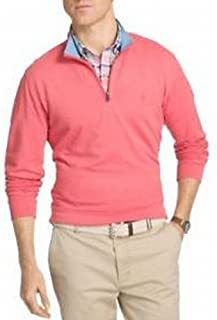 IZOD Mens Hampton 1/4-Zip Sweatshirt