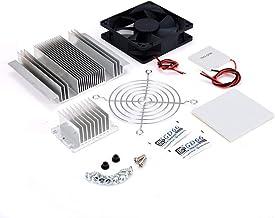 Ashley GAO Prachtige 1 st DC 12 V Metalen Peltier Halfgeleider Koeler DIY Kit Voor Koeling Airconditioner Systeem