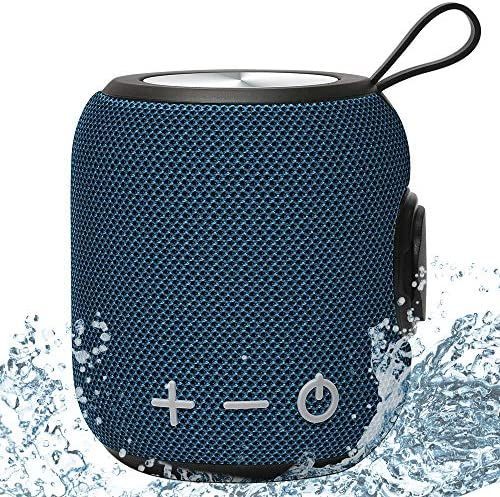 Portable Bluetooth Speaker SANAG Bluetooth 5 0 Dual Pairing Loud Wireless Mini Speaker 360 HD product image