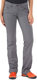5.11 Tactical Women's Cirrus Covert Low Profile Professional Casual Pants with Teflon Finish, Style 64391