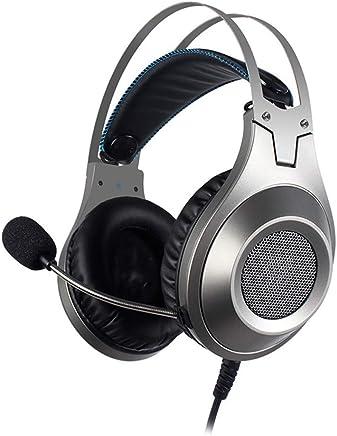 Cuffia da Gioco PS4, Cuffia Xbox One con Microfono A Cancellazione di Rumore E Luce RGB, Microfono Creativo con Audio Surround Stereo Supporto PC Rotante A 360 Gradi, PS4, Xbox One, Laptop - Trova i prezzi più bassi