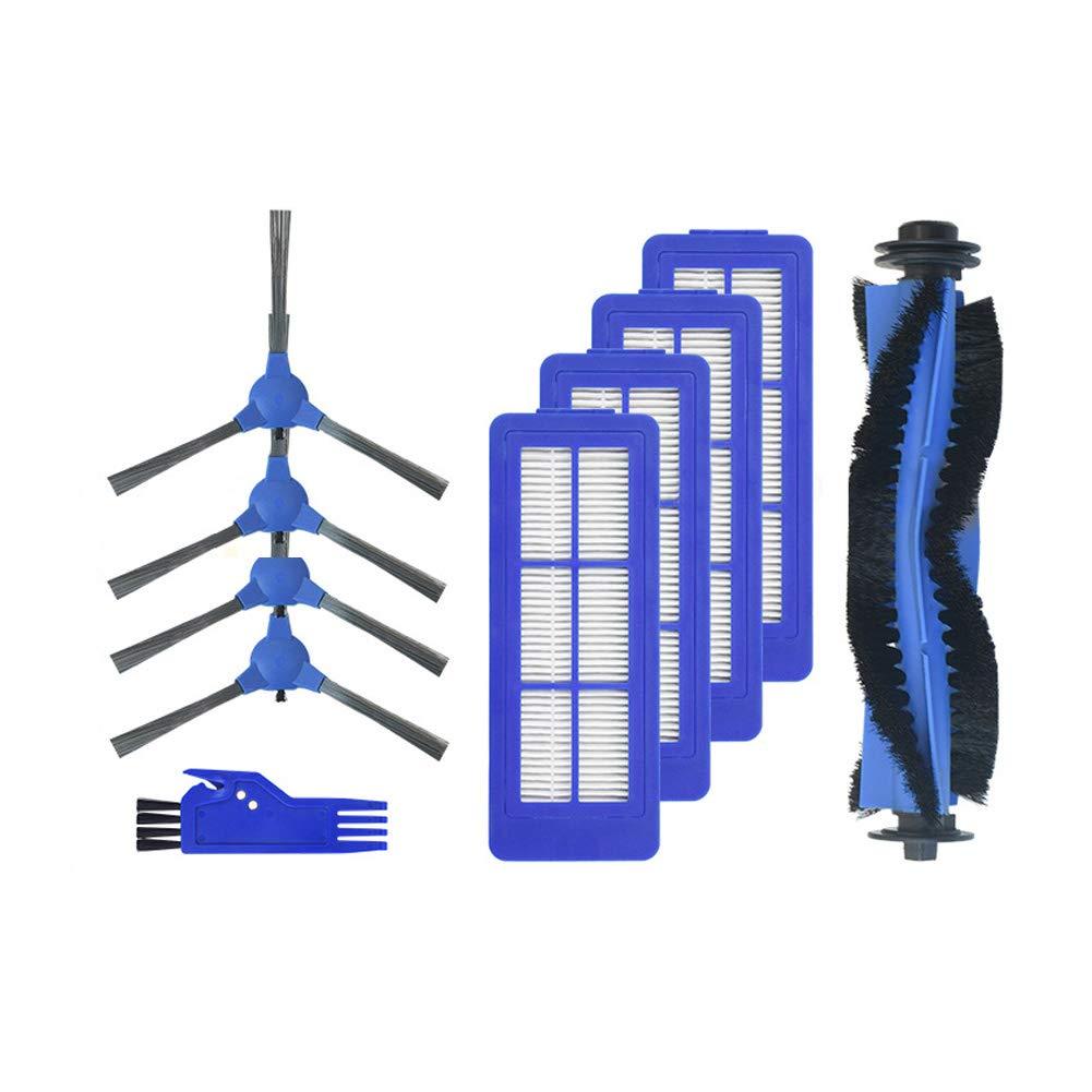 RONSHIN - Cepillo de Limpieza para aspiradora Eufy Robovac 15C MAX: Amazon.es: Hogar