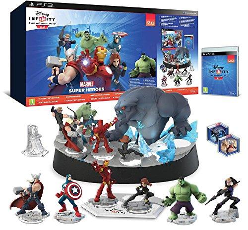 Disney Infinity 2.0 : Marvel Super Heroes - pack de démarrage (Inclus Hulk) - édition collector