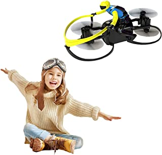 Mini Drone for Kids and Beginners, SANROCK U66 Quadcopter with Altitude Hold, Headless Mode Remote Control, One Key O-Turn, Great Gift for Boys and Girls of Great Gift for Halloween(Flying Motor)