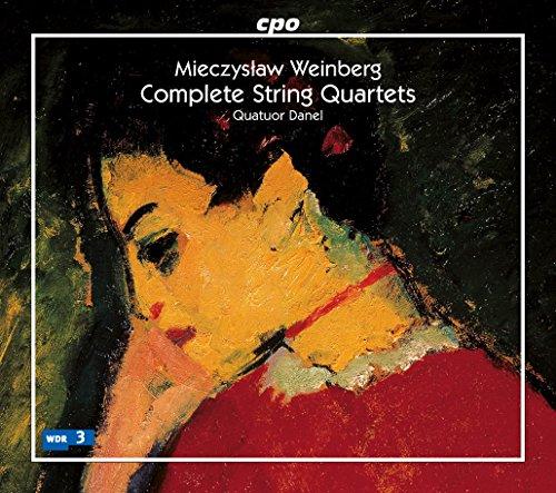 Comp String Quartets (6 CD)