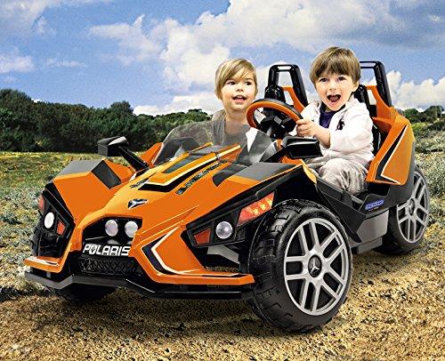RC Auto kaufen Kinderauto Bild: Peg Perego–Slingshot 2Sitzer Elektroauto, od0094*