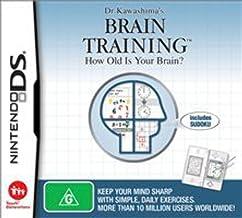 Nintendo Ds Dr Kawashimas Brain Training How Old Is Your Br - NINTENDO