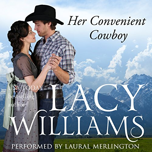 Her Convenient Cowboy audiobook cover art