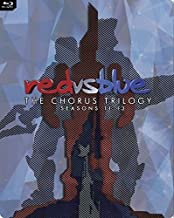 Red vs. Blue: The Chorus Trilogy Seasons 11-13 Steelbook