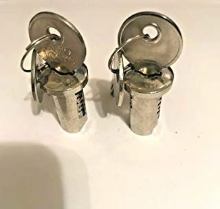 LOCK /& KEY Sets for NAV CURTIS or GABRIEL GUMBALL Candy NUT VENDING MACHINE 2