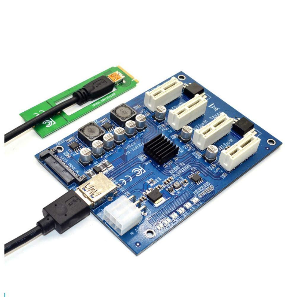 M.2 NGFF PCI-E PCI Express Phoenix Mall Extender S 4 Riser Save money Adapter Card