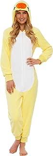 Slim Fit Animal Pajamas - Adult One Piece Cosplay Duck Costume