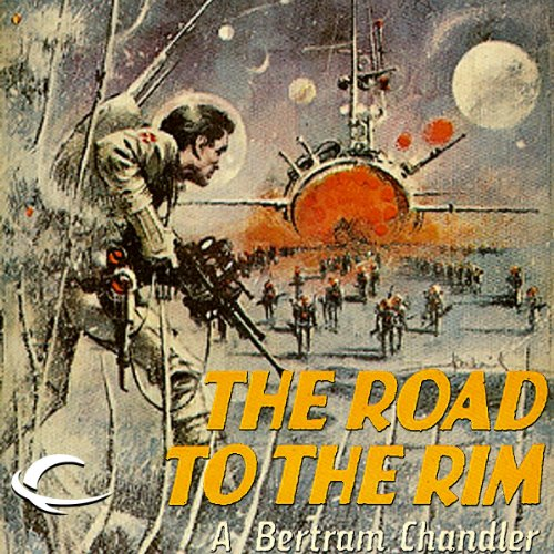 The Road to the Rim audiobook cover art