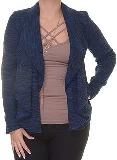 Women's Draped Jacket