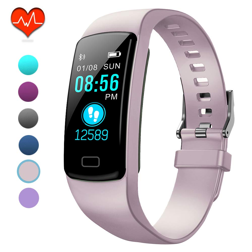 PUBU Fitness Tracker Waterproof Pedometer