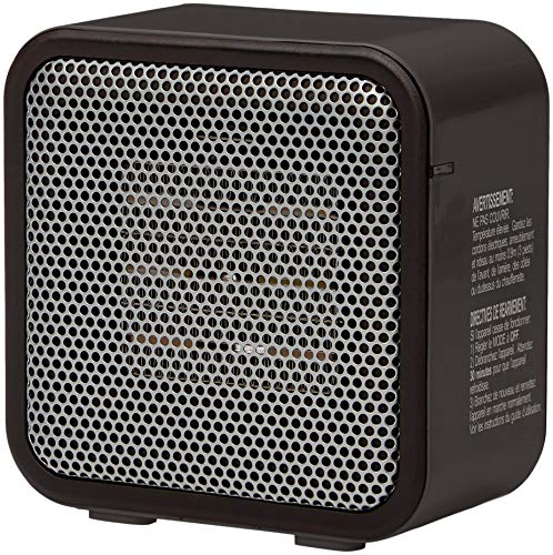 Amazon Basics 500-Watt Ceramic Small Space...