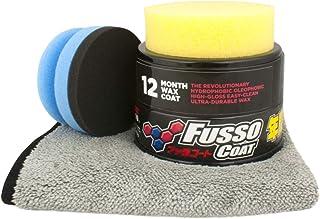 Soft99 The New Fusso Coat 12M Dark, Versiegelung inkl Pad & DFT Microfasertuch