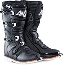 Answer Racing Ar1 Adult Off-Road Motorycle Boots - Black / 12