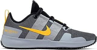 Nike Men's Varsity Compete TR 2 Training Sneakers (9, Atmosphere Grey/Laser ORA)