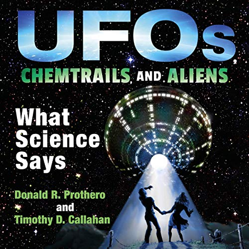 UFOs, Chemtrails, and Aliens Titelbild