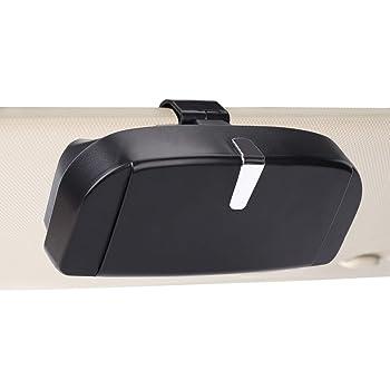 molti veicoli Scomparto Occhiali Occhiali da sole Occhiali Supporto Clip ALETTA PARASOLE GRIGIO F