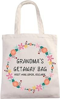 grandmother tote bags