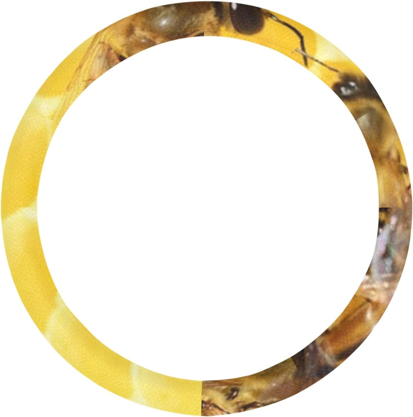 AIKENING Printed Steering Wholesale Wheel Cover B Import Honey Beehive Bees