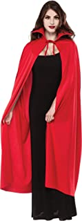 Rubie's Costume Co. Women's Full Length Cape with Stand-up Collar