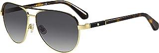 نظارة شمسية اميليان افياتور للنساء من كيت سبيد نيو يورك