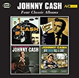 Four Classic Albums (With His Hot And Blue Guitar / Johnny Cash Sings The Songs That Made Him Famous