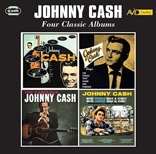 Four Classic Albums (With His Hot And Blue Guitar / Johnny Cash Sings The Songs That...