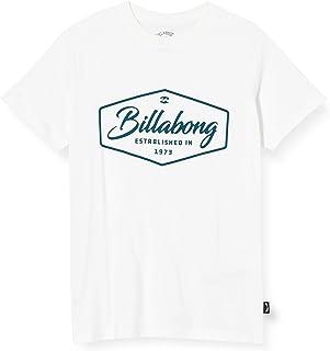 BILLABONG Trademark - Maglietta da Ragazzo Maglietta Bambini e Ragazzi