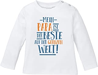 Mayoral Jungen Baby Doppelpack Langarm-Shirts Lime /& Ecru Henry /& Felix