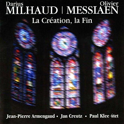 Jean-Pierre Armengaud,  Jan Creutz &  Paul Klee 4tet