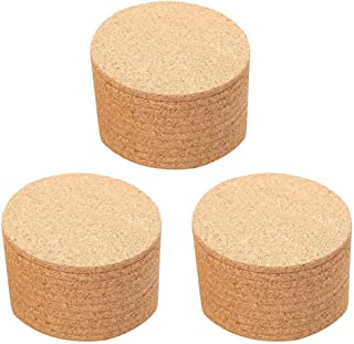 Wood Cork Coaster Tea Coffee Drink Cup Mat Table Decor Bottle Tableware Insulating Round Pad Heat-Resistant Reusable Washa...