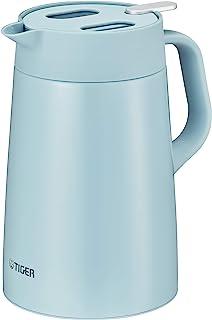 TIGER 虎牌 保温瓶 TIGER 保温 保冷 桌上水壶 水蓝色 1.2升 PWO-A120AC