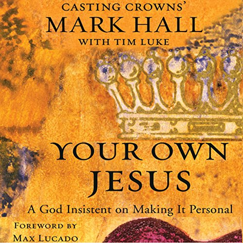 Your Own Jesus audiobook cover art