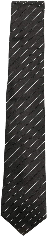 Canali Men's Diagonal Striped Silk Tie Necktie