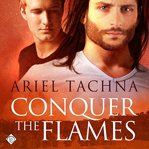 Conquer the Flames audiobook cover art