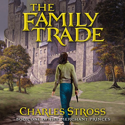 The Family Trade audiobook cover art