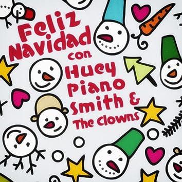 Feliz Navidad Con Huey Piano Smith & The Clowns