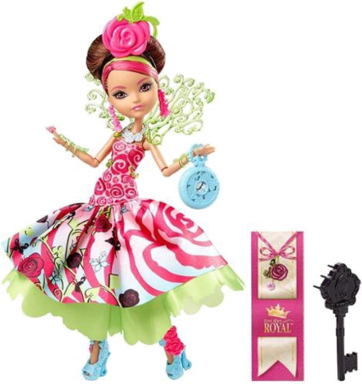 Todos los productos obtienen hasta un 34% de descuento. Ever After High Way Too Wonderland Briar Briar Briar Beauty Doll by Mattel  orden ahora con gran descuento y entrega gratuita