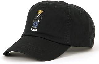[ポロ ラルフローレン] POLO RALPH LAUREN 正規品 メンズ キャップ 帽子 POLO BEAR HAT NAVY 並行輸入品 [並行輸入品]