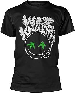 Wiz Khalifa 'Smokey Smiley' T-Shirt