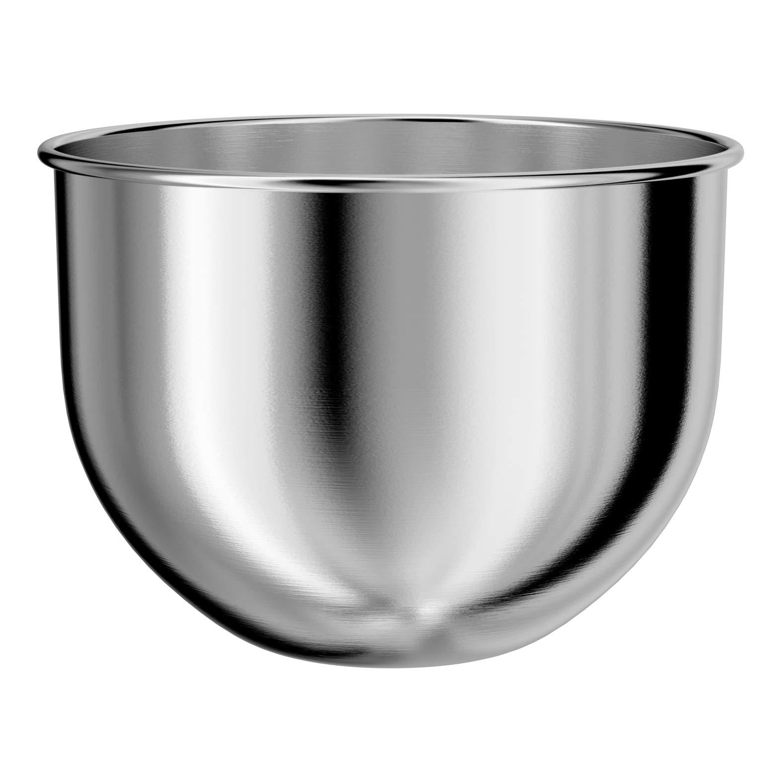 ماكينة مطبخ مولينكس ماستر شيف 4.8 لتر، ابيض فضي، ستانلس ستيل / بلاستيك، QA150127